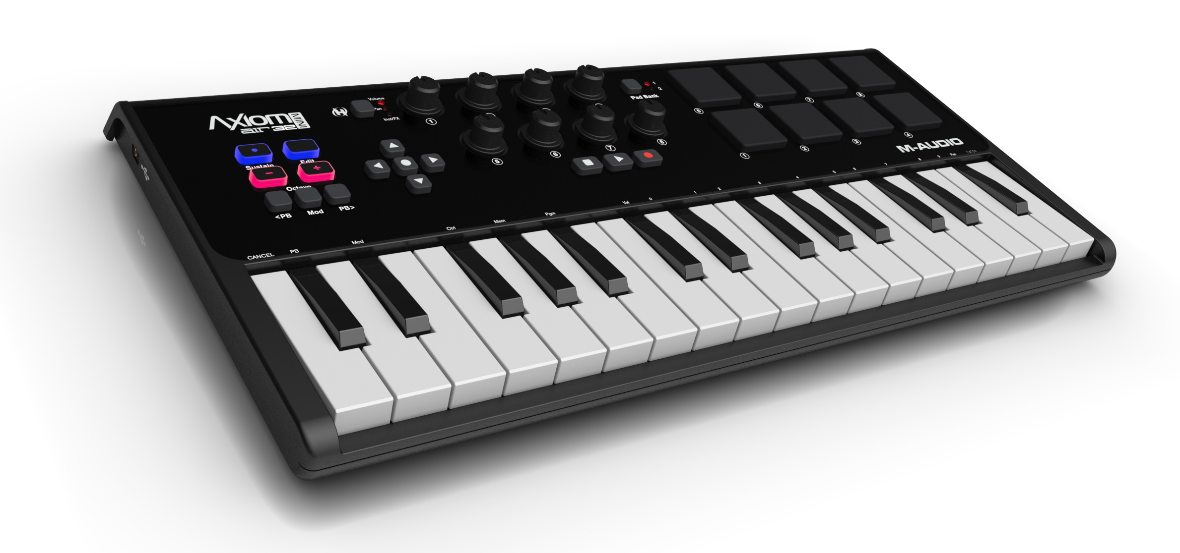 M-Audio Axiom Air Mini 32 MIDI-Keyboard 272942
