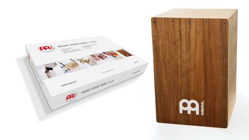 Meinl Make Your Own Cajon Ovangkol MYO-CAJ-OV 278412