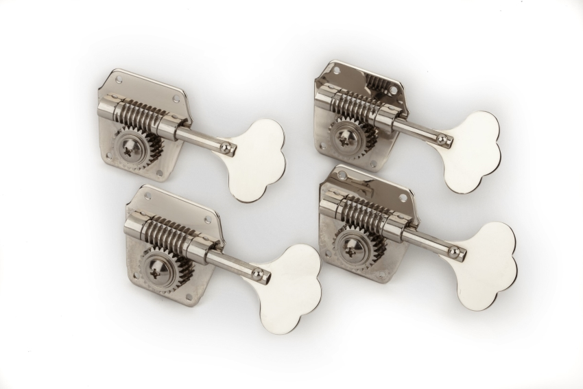Fender Pure Vintage Bass Tuner Tuning Machines - 4er Set 278636