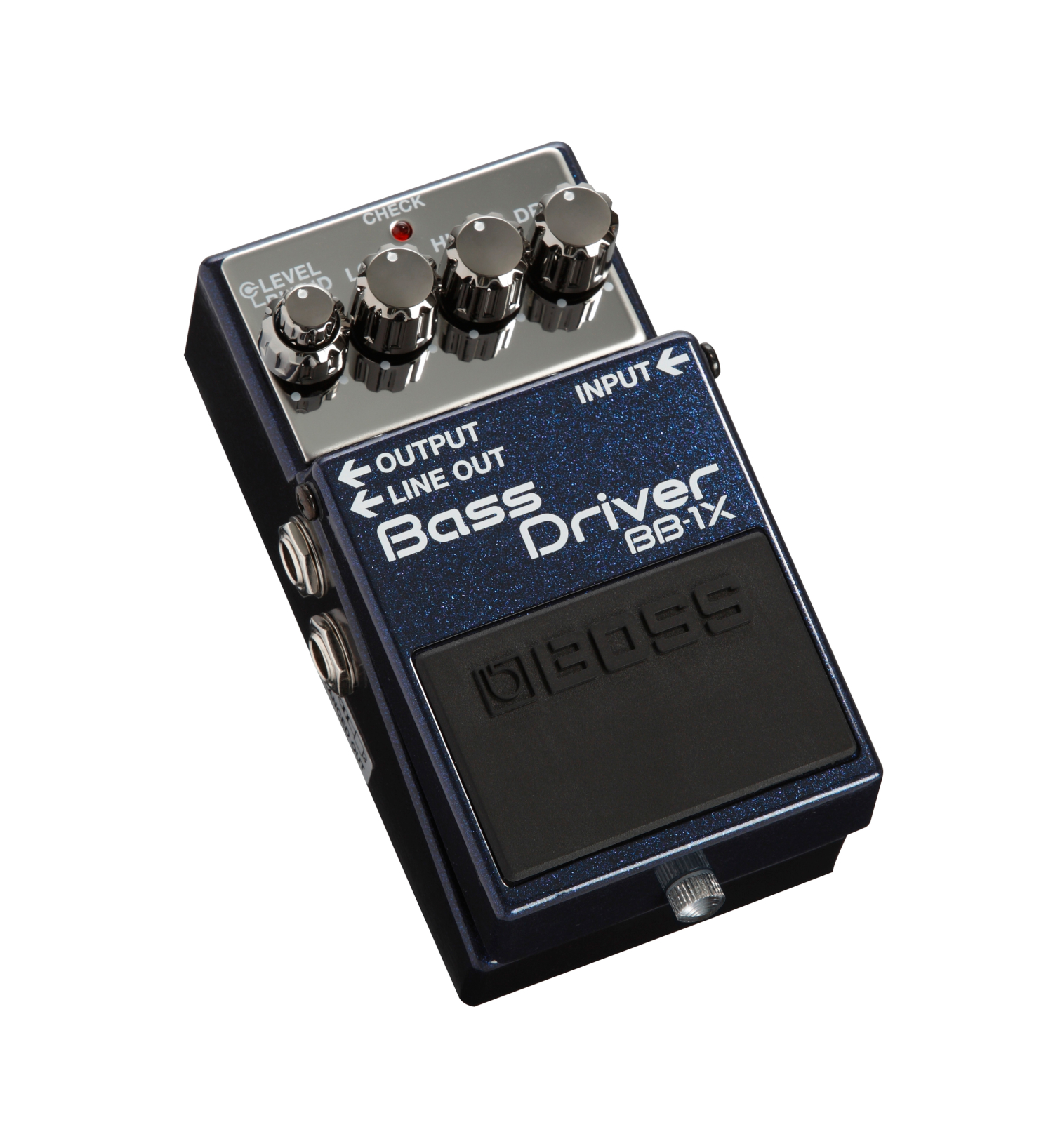 Boss BB-1X Bass Driver Overdrive 284247
