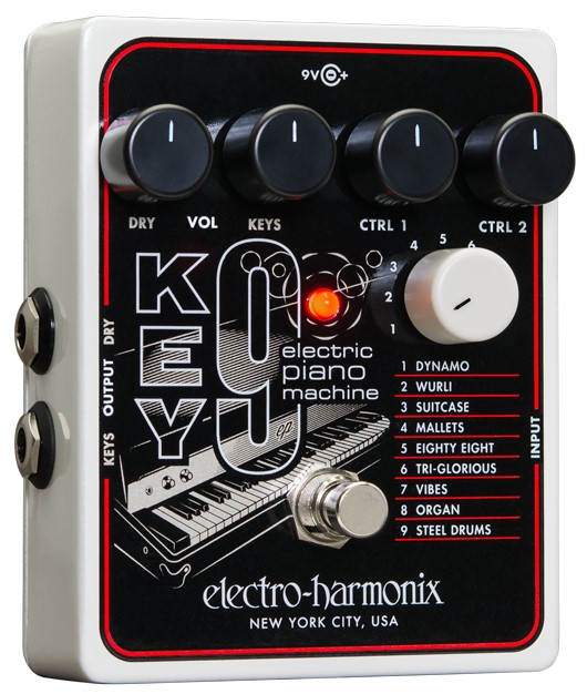 Electro Harmonix Key 9 Electric Piano Machine 287552