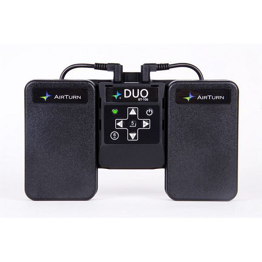 Airturn DUO BT-200 mit ATFS-2 Pedals Bluetooth Controller 288377