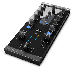 Native Instruments Traktor Kontrol Z1 DJ Mixer und Controller 289153
