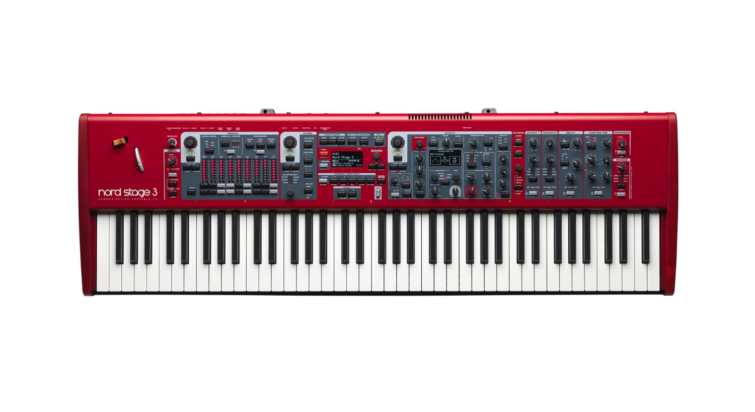 nord Stage 3 HP 76 Stagepiano 295840