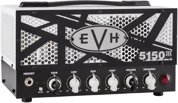 EVH 5150 III 15W LBXII Head Lunchbox 295995