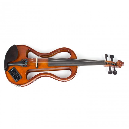 Höfner Electric Violin AS-160E-V-0 gold-braun 298040