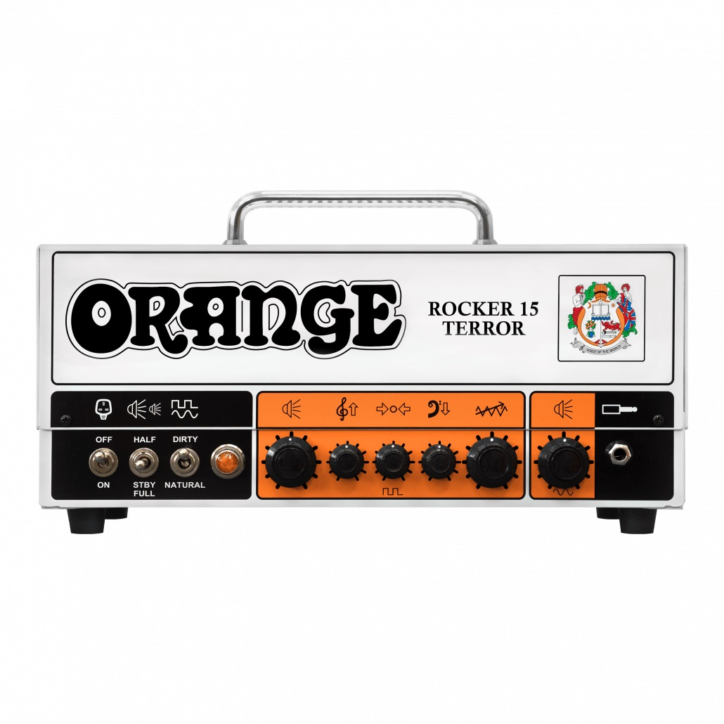 Orange Rocker 15 Terror Head 299339